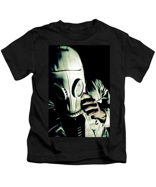 Oncoming Nuclear Mist Kids T-Shirt