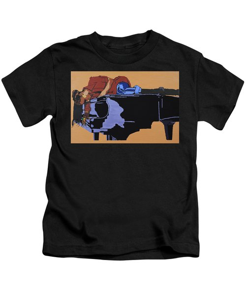Piano And I Kids T-Shirt