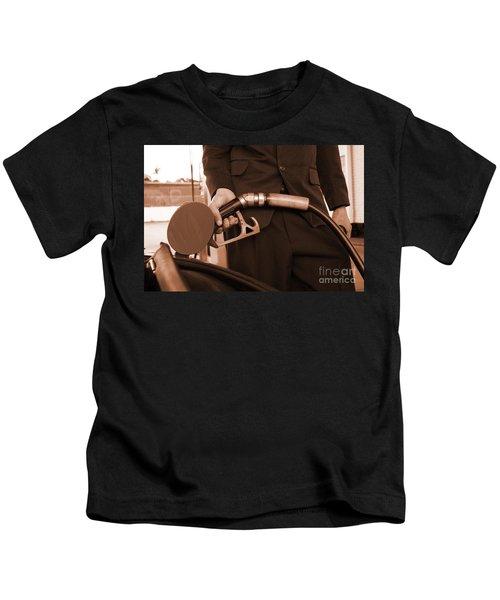 Refuelling Kids T-Shirt