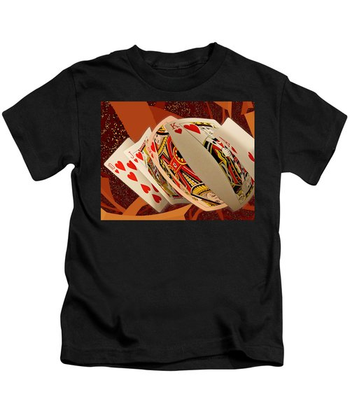 Royal Flush Kids T-Shirt