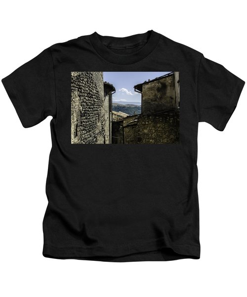 Santo Stefano Di Sessanio - Italy  Kids T-Shirt
