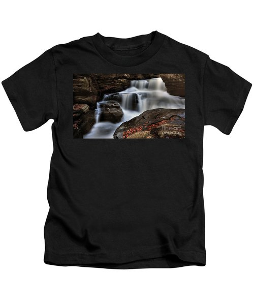 Secret Waterfall Kids T-Shirt