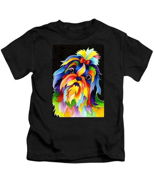 Shih Tzu Kids T-Shirt