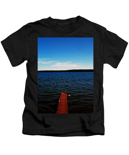The End Of The Line Kids T-Shirt