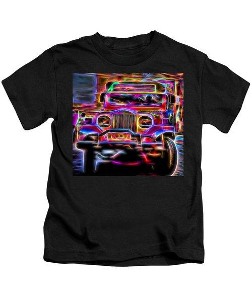 the Jeepney Kids T-Shirt