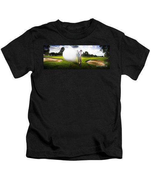 Top Flight Golf Kids T-Shirt