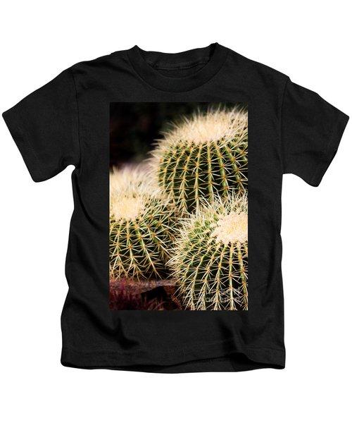 Triple Cactus Kids T-Shirt