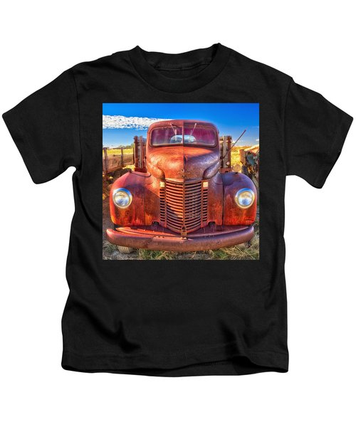 International Rust Kids T-Shirt