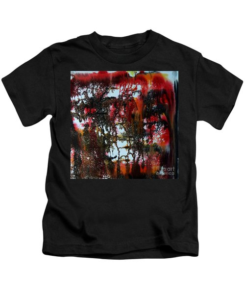 Red Forest Kids T-Shirt