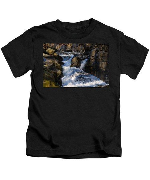 unnamed NC waterfall Kids T-Shirt