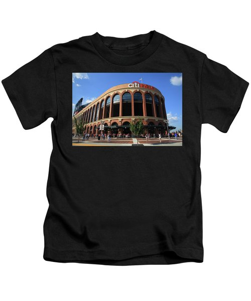 Citi Field - New York Mets 3 Kids T-Shirt