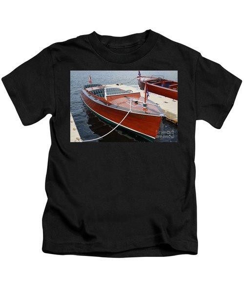 1930 Chris Craft Kids T-Shirt