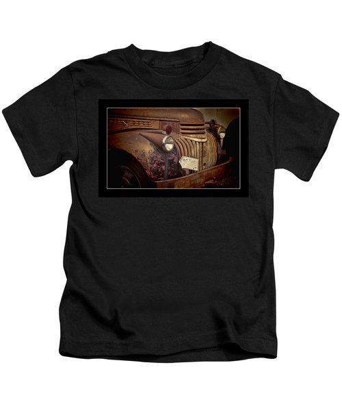 1946 Chevy Truck Kids T-Shirt