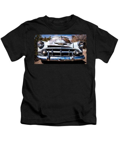 1953 Chevy Bel Air Kids T-Shirt