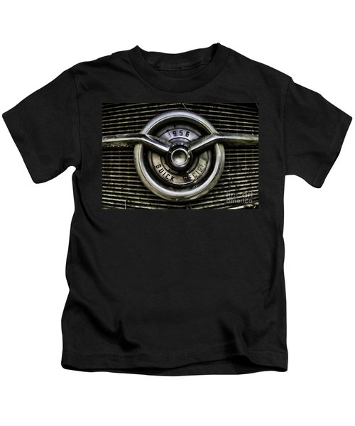 1956 Buick Special Two Kids T-Shirt