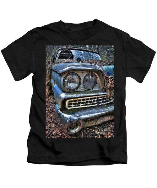 1959 Ford Galaxie 500 Kids T-Shirt