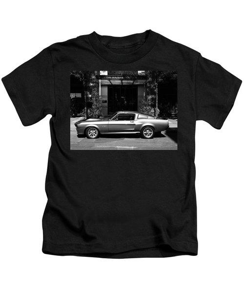 1967 Shelby Mustang B Kids T-Shirt