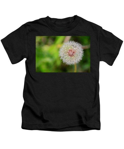 A Dandy Dandelion Kids T-Shirt