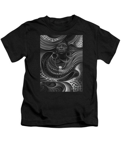 African Spirits I Kids T-Shirt