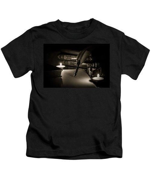 Candlelight Fantasia Kids T-Shirt