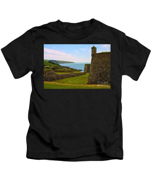 Charles Fort Kinsale Kids T-Shirt