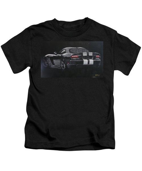 Dodge Viper 1 Kids T-Shirt