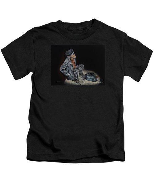 Empty Pockets Kids T-Shirt