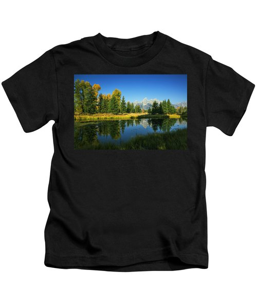 Teton Autumn Kids T-Shirt