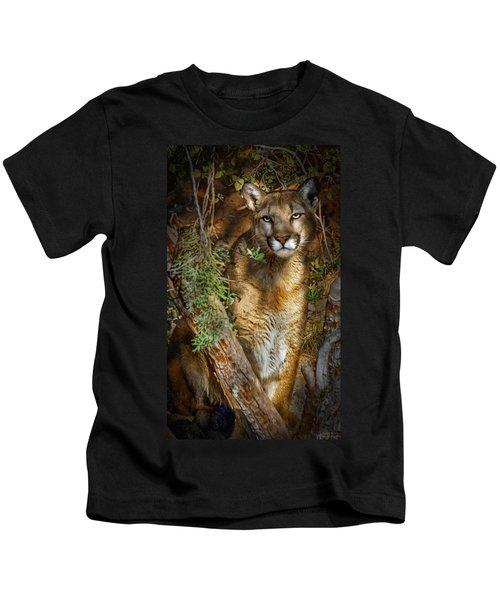 Hiding Kids T-Shirt