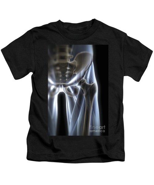 Hip Joint Kids T-Shirt