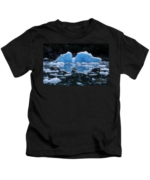 Icebergs Kids T-Shirt
