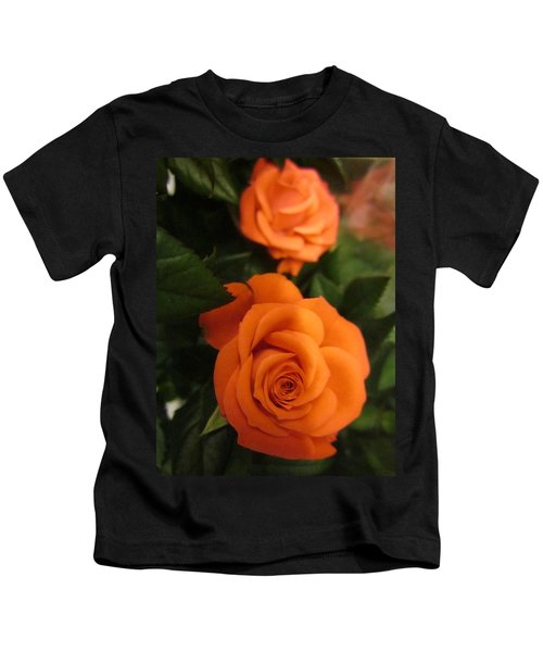 Orange Delight Kids T-Shirt