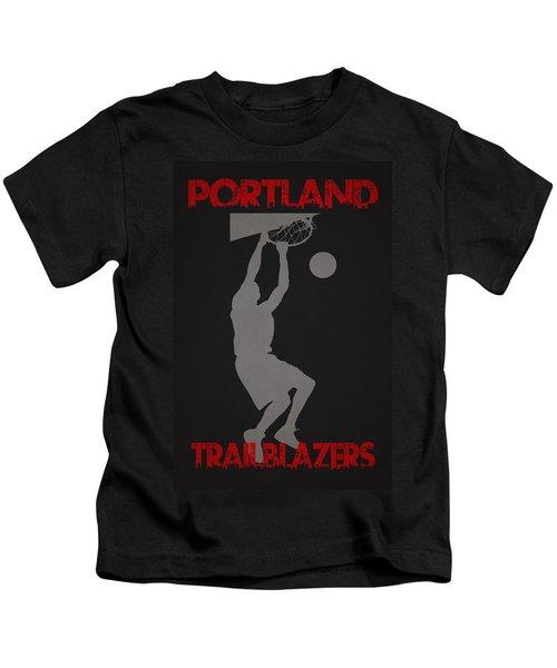Portland Trailblazers Kids T-Shirt