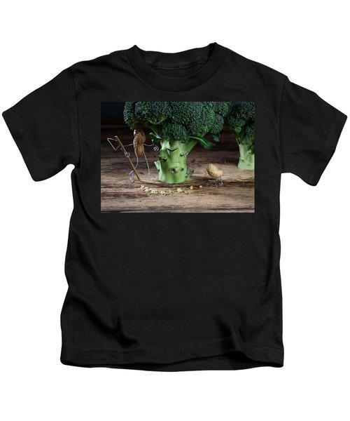 Simple Things -  Strange Birds Kids T-Shirt