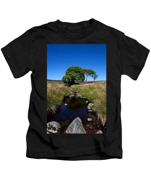 Small Group Of Trees, East Kippure Kids T-Shirt