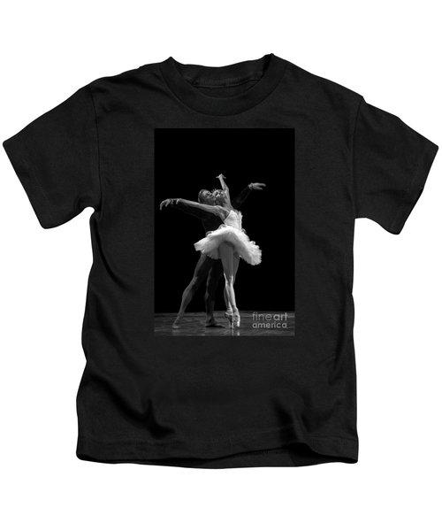Swan Lake  White Adagio  Russia 3 Kids T-Shirt