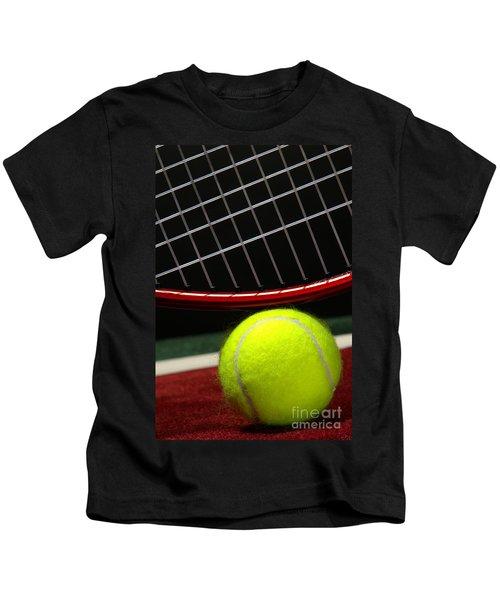 Tennis Ball Kids T-Shirt