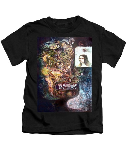 The Beast Of Babylon Kids T-Shirt