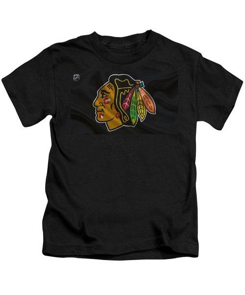 Chicago Blackhawks Kids T-Shirt