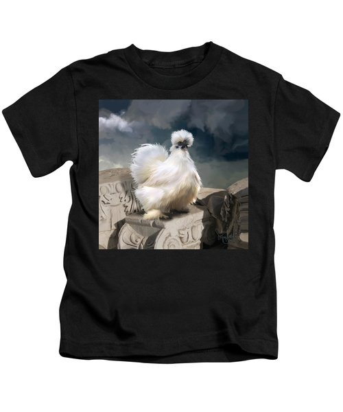 21. Silkie Akropolis Kids T-Shirt
