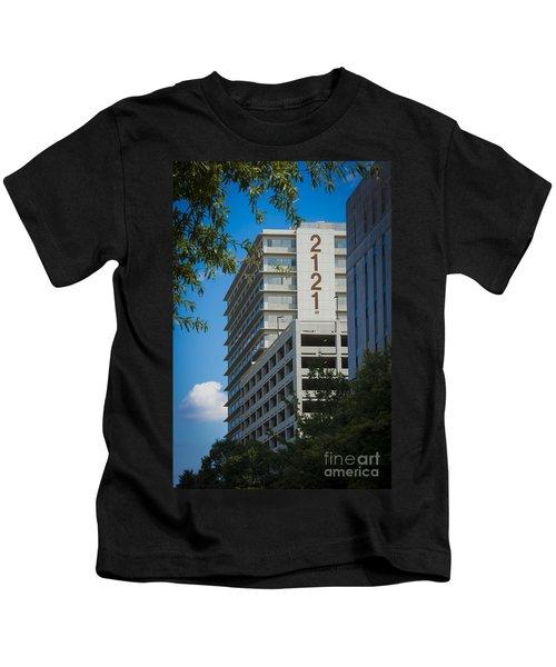 2121 Building Kids T-Shirt