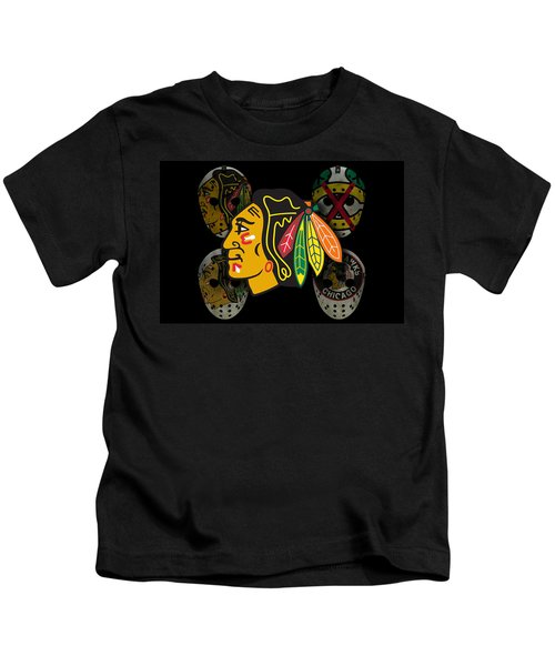Chicago Blackhawks Kids T-Shirt