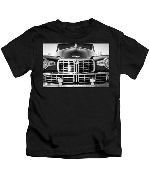 1948 Lincoln Continental Grille Emblem Kids T-Shirt
