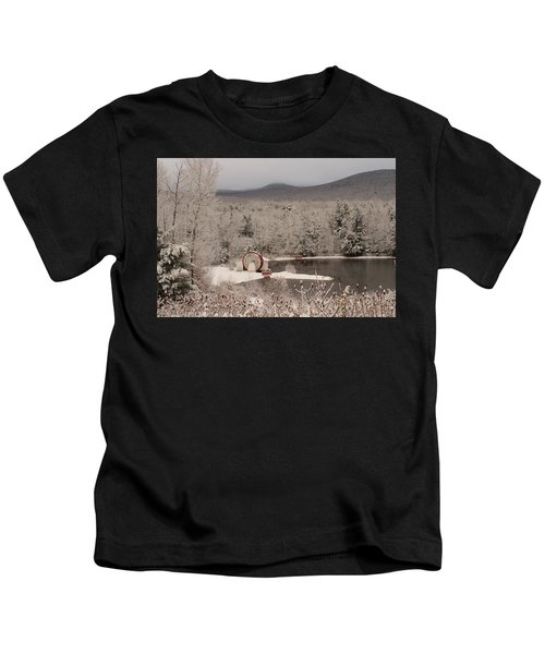 Indian Head Nh Kids T-Shirt