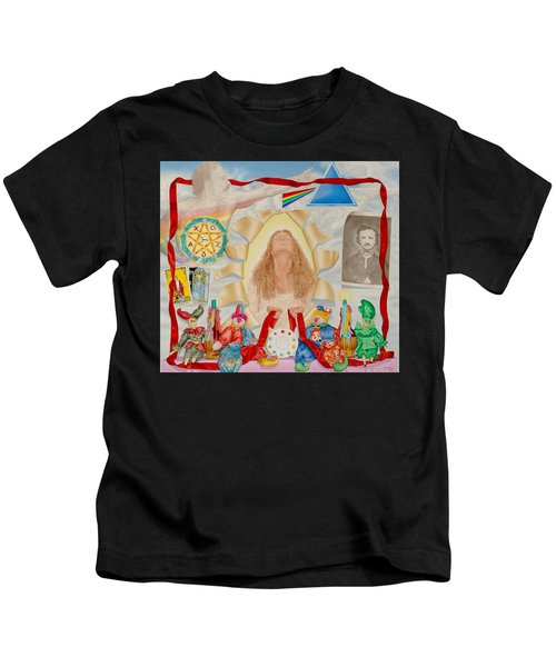 Invocation Of The Spectrum Kids T-Shirt