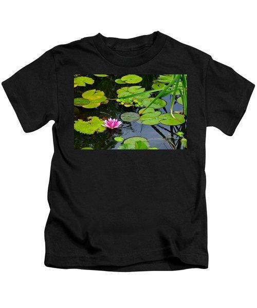 Lilly Pads Kids T-Shirt