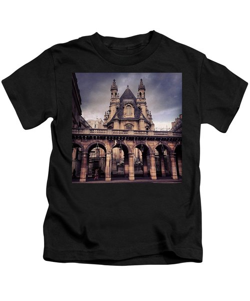 #paris Kids T-Shirt