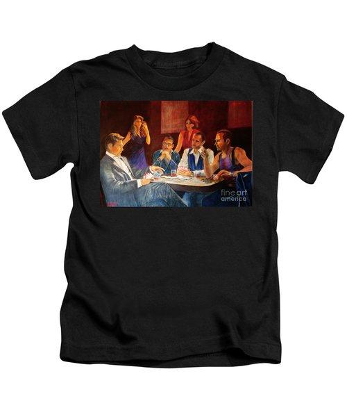 Pokertable Kids T-Shirt