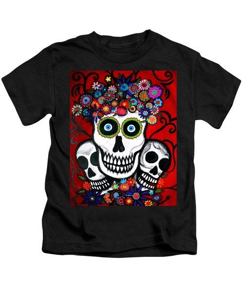 3 Skulls Kids T-Shirt
