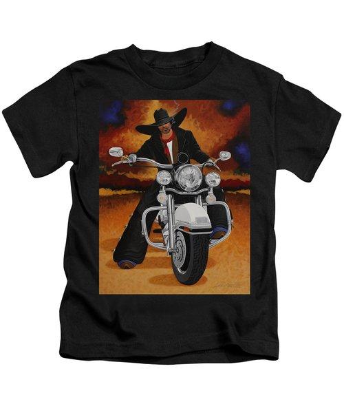 Steel Pony Kids T-Shirt